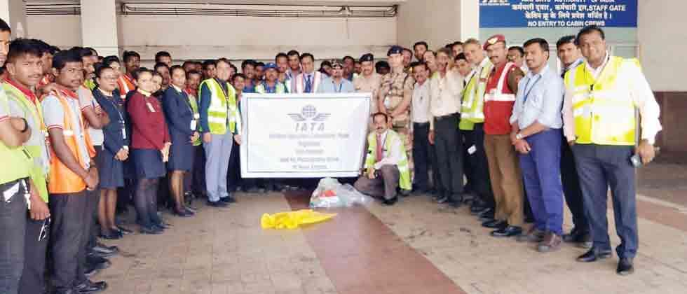 Pune AOC appeals to fliers not to take photos at airside