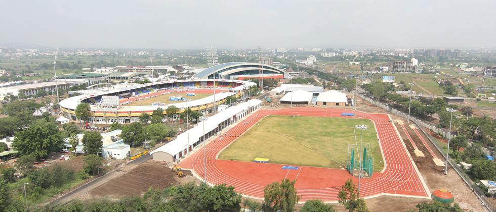 Balewadi ground