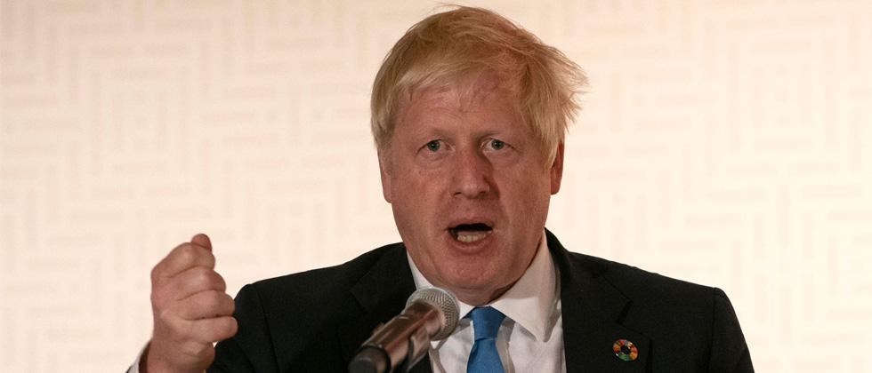 Boris Johnson UK Britain Brexit Unlawful Prime Minister