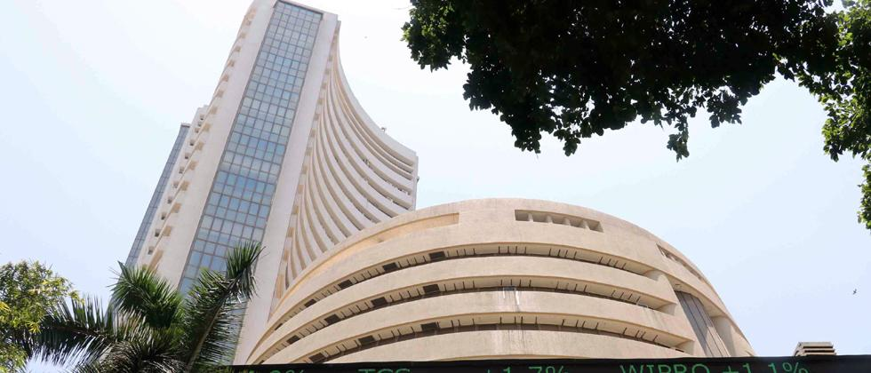 Ahead of CPI data, Sensex & Nifty end flat