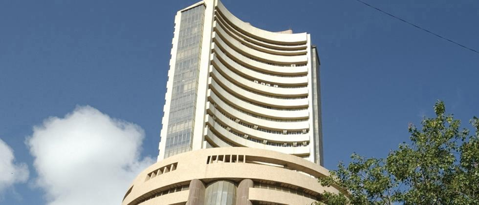 Equity indices in green, Sensex above 35,500