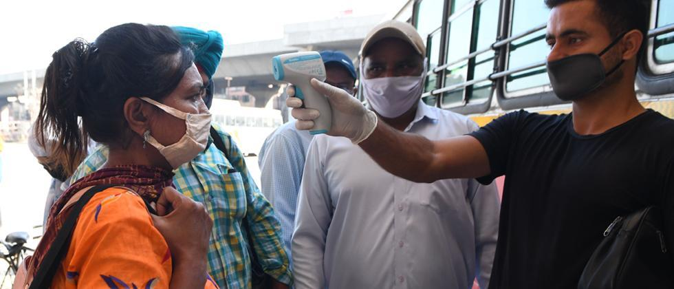 Coronavirus: India now has sixth most cases