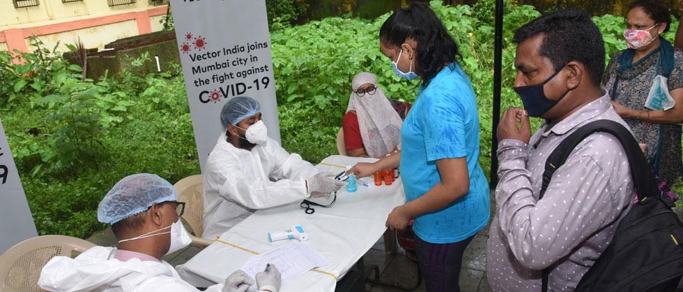 COVID-19 testing for low income and underprivileged citizens in Pune and Mumbai cities