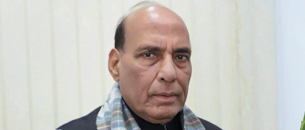Indian Army shall give proper reply to Pakistan: Rajnath Singh