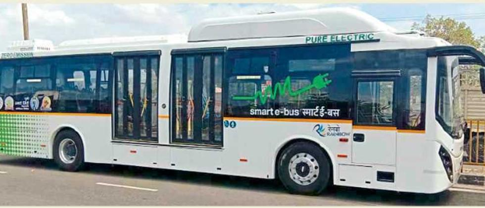 Pune: PMPML defers proposal to buy 350 e-bus from China-based company