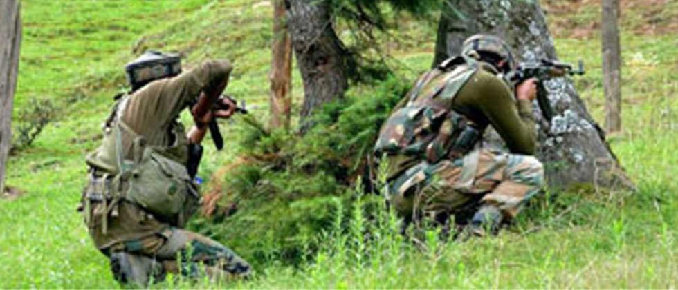 Jammu and Kashmir: Army officer injured in encounter with terrorists in Baramulla