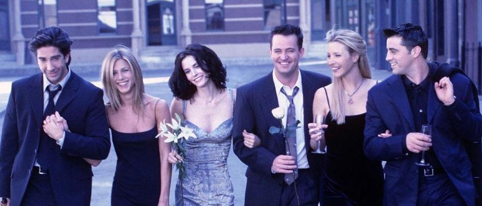 'Friends' stars secretly films 90-minute special for their reunion
