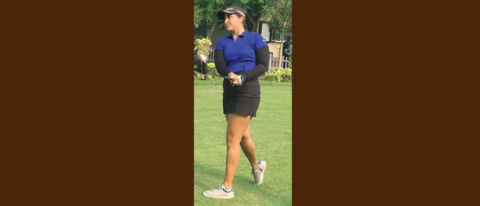 Ridhima's six-shot win gives her fourth Tour title