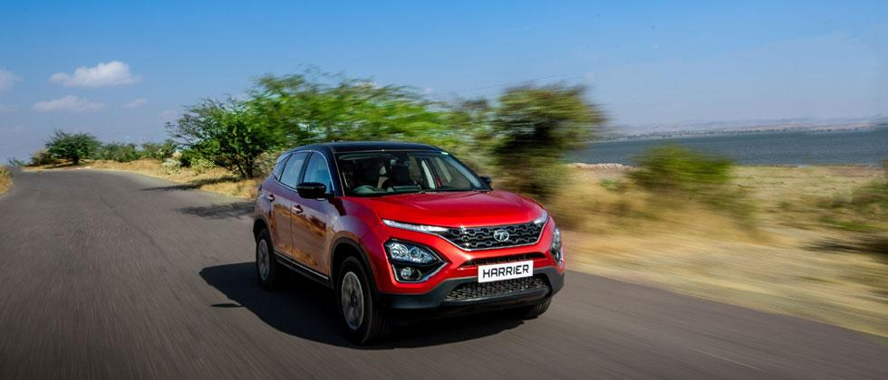 Tata Motors opens bookings for the feature- loaded Harrier BSVI range, introduces the much-awaited Harrier Automatic variant