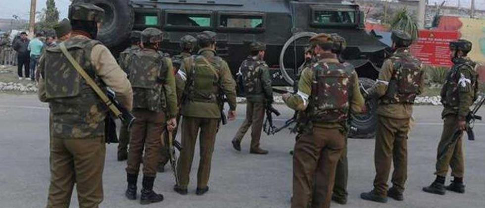 Top Pakistani JeM terrorist, associate killed in encounter in Shopian