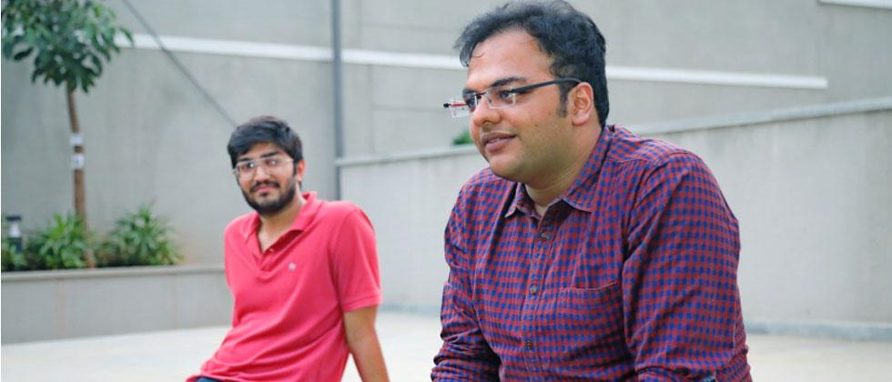 Two enthusiasts leave lucrative jobs to become 'edutainers'