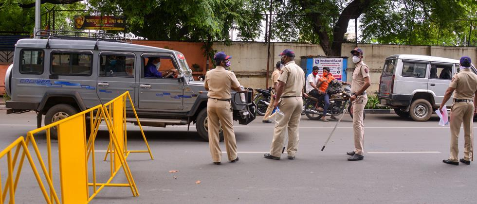 Mumbai: Police book 2.32 lakh persons for violating norms since lockdown began