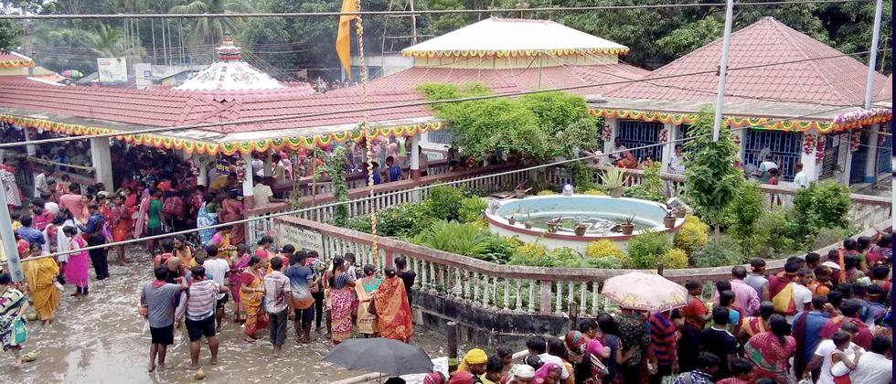 Three killed, 25 injured in stampede near Loknath Dham temple