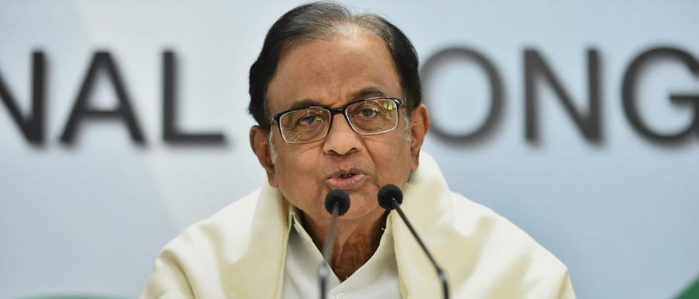 LokSabha 2019: Cong, allies have significant lead over NDA in first 3 phases of LS polls: Chidambaram