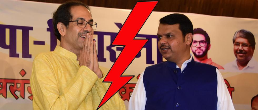 Shiv Sena and BJP take potshots at each other