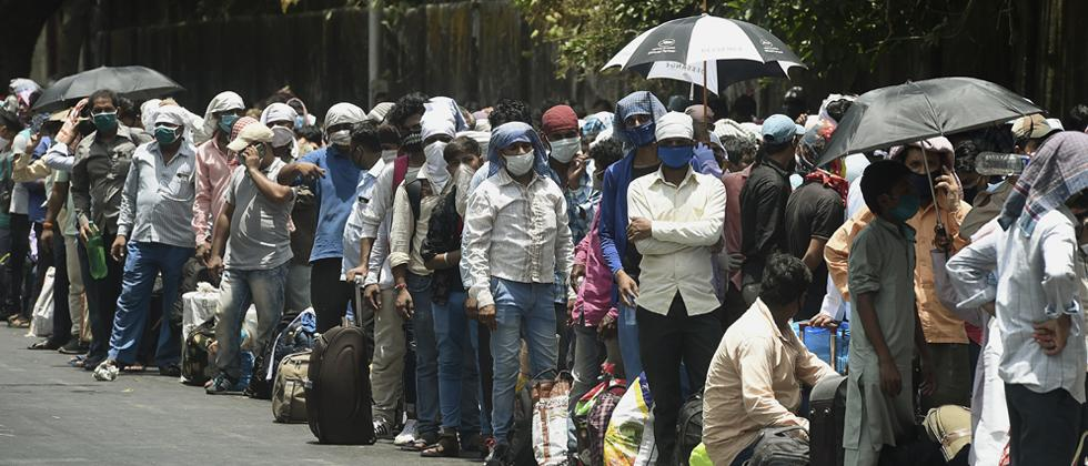 Maharashtra: 93 trains ferried 1.35 migrant workers on Tuesday