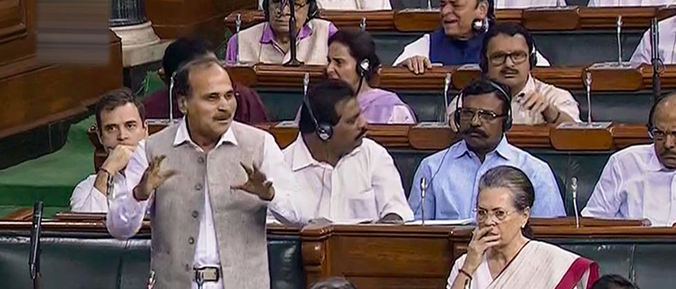 """Oppn accuses govt of not consulting stakeholders on Kashmir      New Delhi, Aug 6 (PTI) The opposition in Lok Sabha on Tuesday accused the government of not consulting """"stakeholders"""" before taking a decision on abrogating provisions of Article 370 which g"""