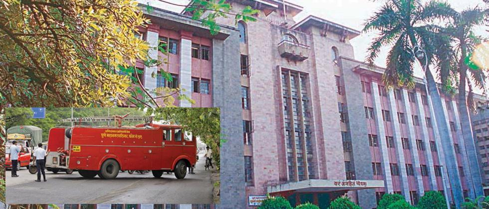 Pune: Block access to immersion ghats along Mutha River says Fire Brigade department of PMC