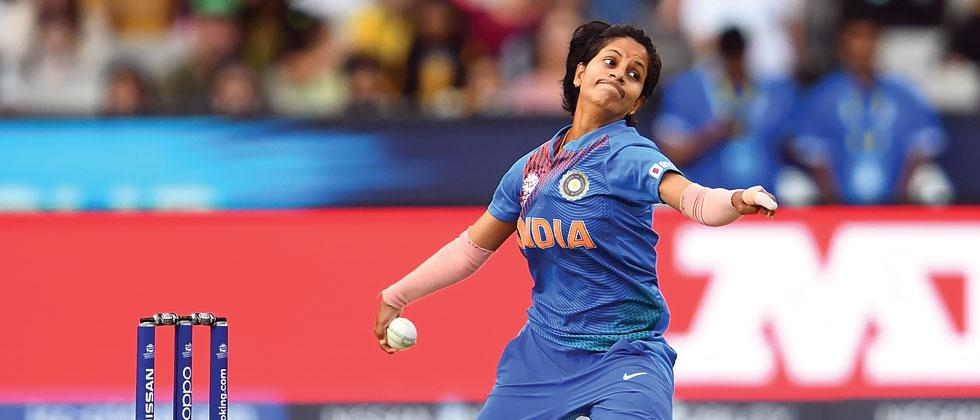Poonam Yadav lone Indian in T20 WC Team, Shafali 12th woman