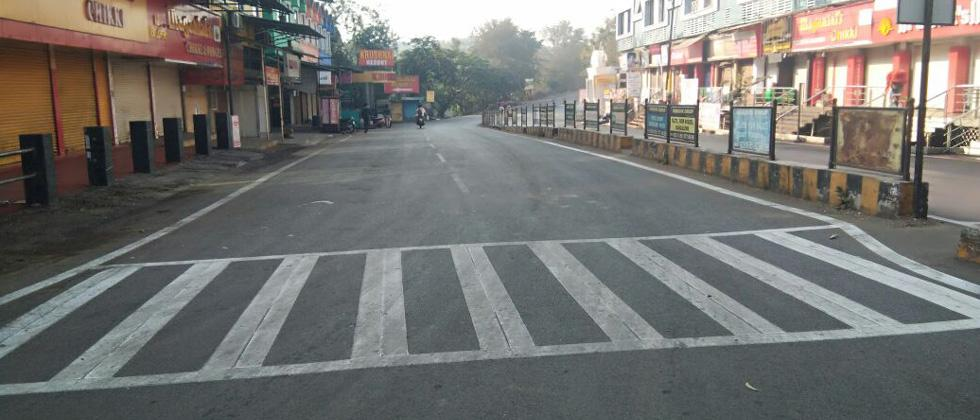 Buses stoned, schools, shops shut during Pune bandh