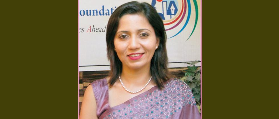 Priti Khare appointed CEO of Lila Poonawalla Foundation