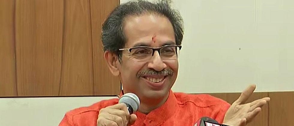 After taking over as CM, Thackeray stays Metro carshed work
