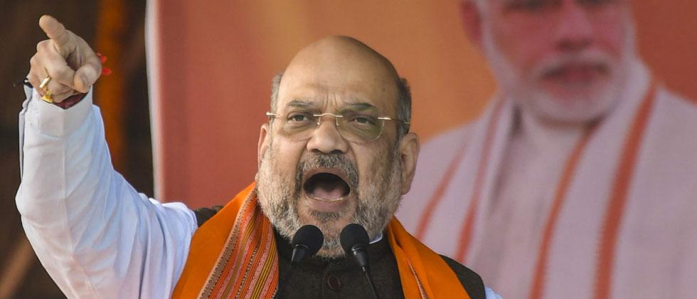 Shah seeks peoples support to CAA;reiterates Nitish to lead NDA in upcoming Bihar polls
