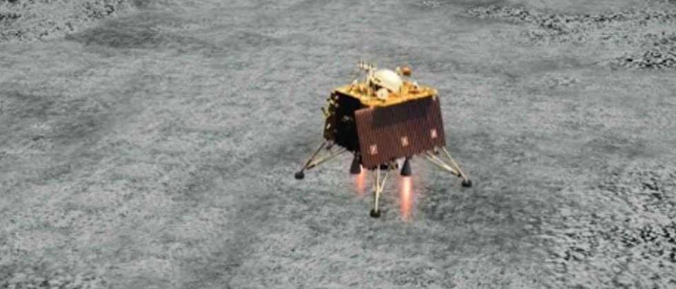 NASA finds debris of Chandrayaan 2's Vikram lander on Moon