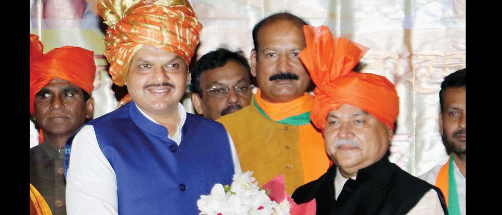BJP-Sena Tussle Likely To End