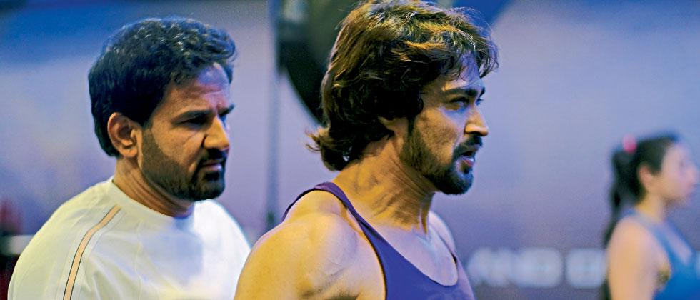 Celebrity Fitness Coach Irfan Rangrez says that when it comes to fitness, celebrities are mentally very strong.
