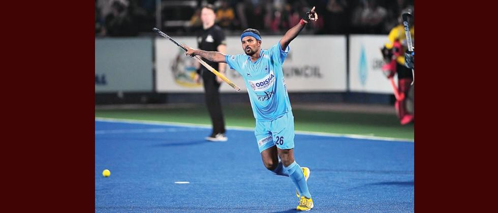 India beat WA Thundersticks 2-0 in opening encounter