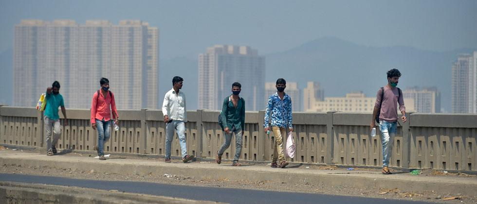 Goa begins to send migrant workers home