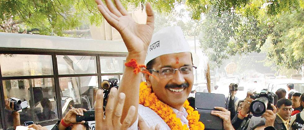 The foundation on which Aam Aadmi Party was built has all but crumbled