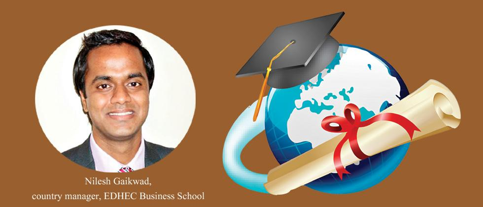 Going global with education