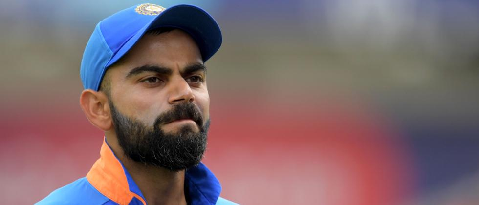Kohli named captain of ICC's ODI and Test teams of year