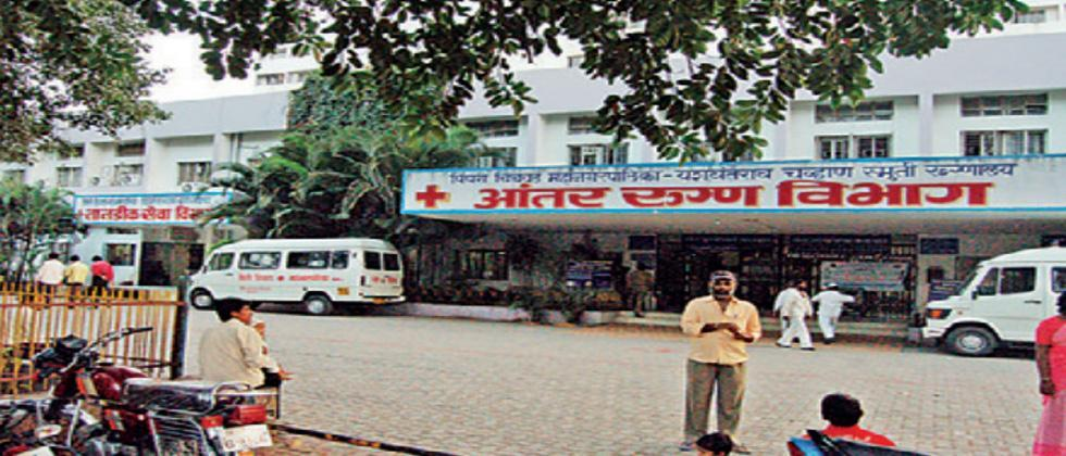 Doctors at YCM hospital had protested on July 27 morning alleging mistreatment by Waghere on the night of July 26.