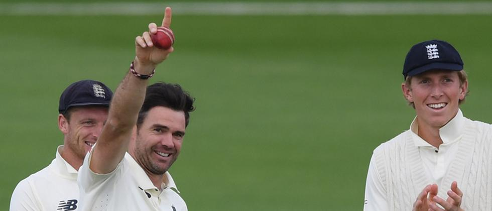 James Anderson: Ageing like a fine wine