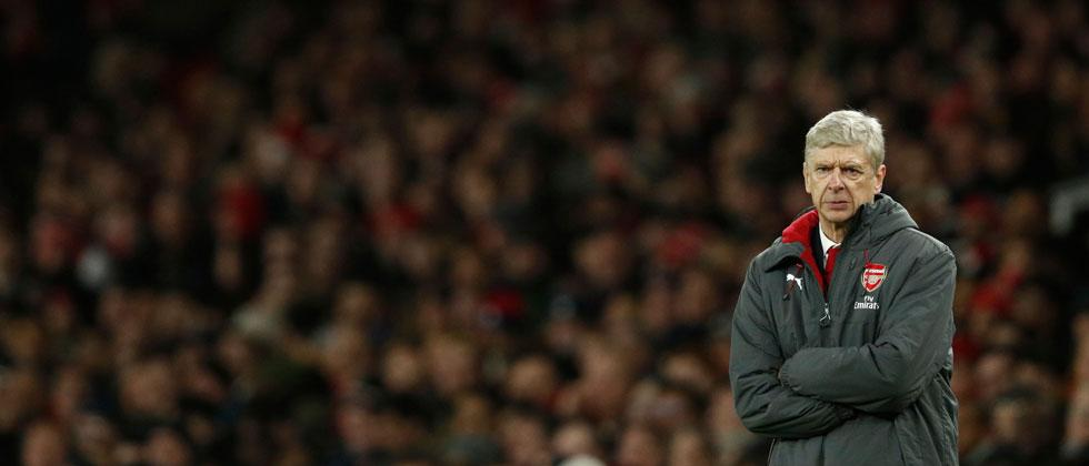 Arsenal manager Wenger banned for 3 matches for misconduct