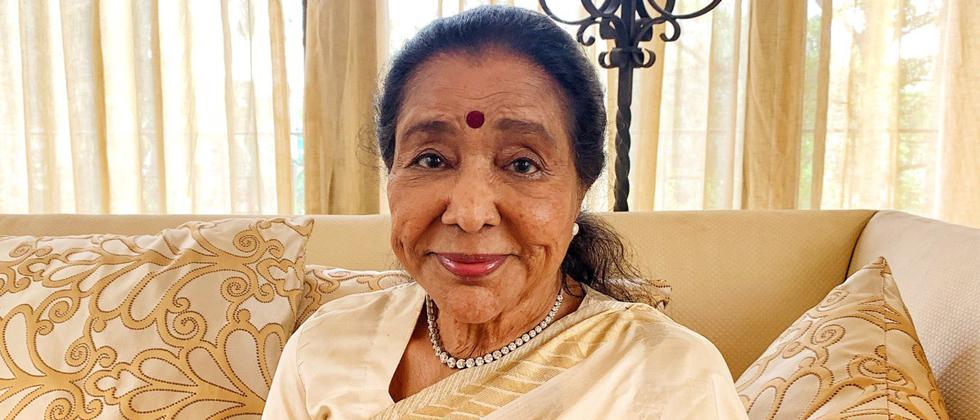 Asha Bhosle turns 87: No regrets, happy I lived and loved, says legendary singer