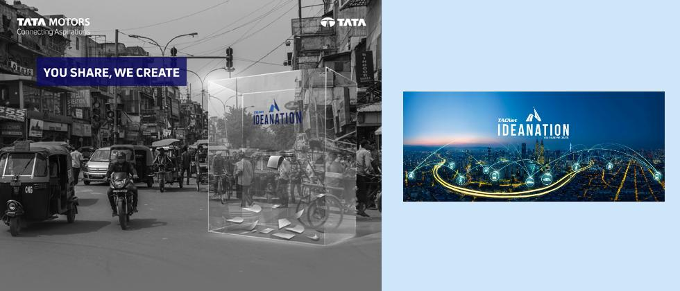 Tata Motors launches 'TACNet IdeaNation', an engaging crowdsourcing platform to solve mobility issues