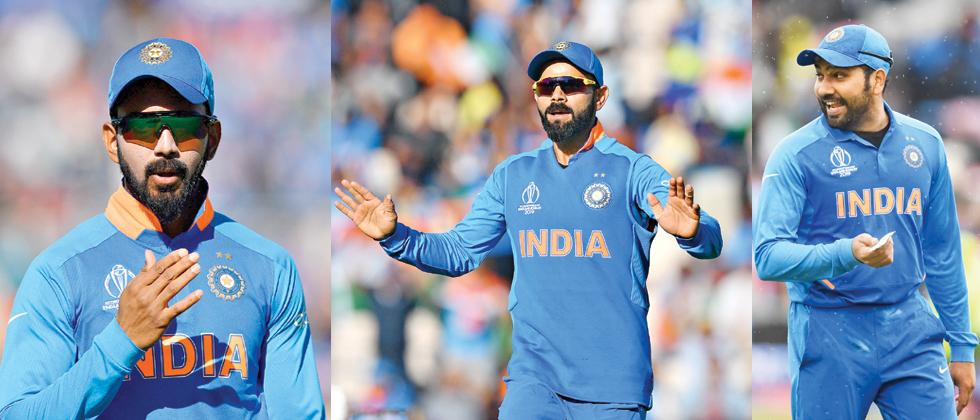 ICC Cricket World Cup 2019: Injuries mounting pressure on Kohli, Rohit as league closes in