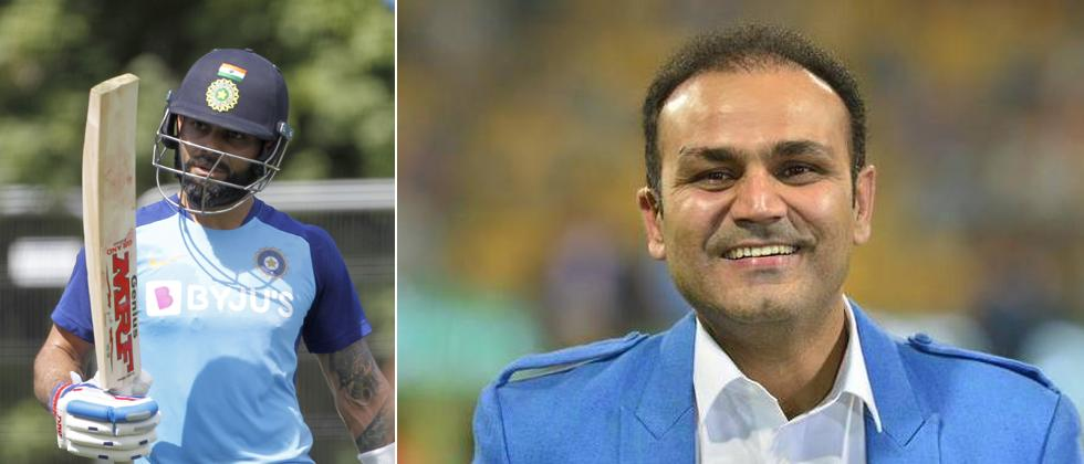 Kohli just out of form, no hand-eye coordination issues: Sehwag