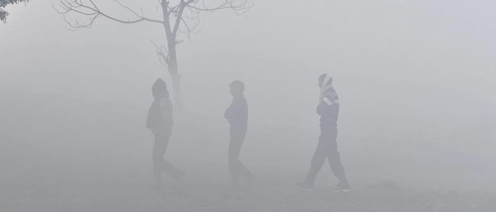 Bitter cold wave sweeps North India