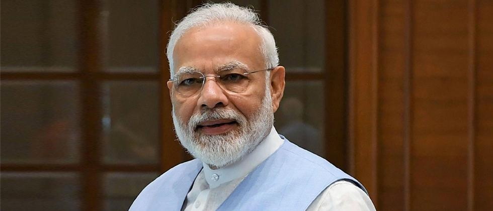 PM shares 'vikas yatra' on completing second term in office