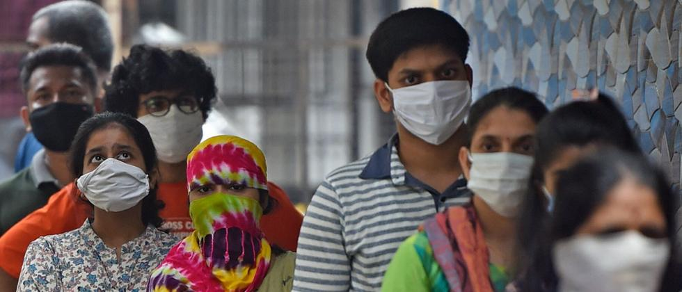 COVID-19 impact: Reported cases in India near 8.5 lakh; death toll climbs to 22,674