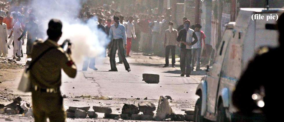 Stone-pelting in J-K: NHRC takes cognisance of complaint by Army officers children