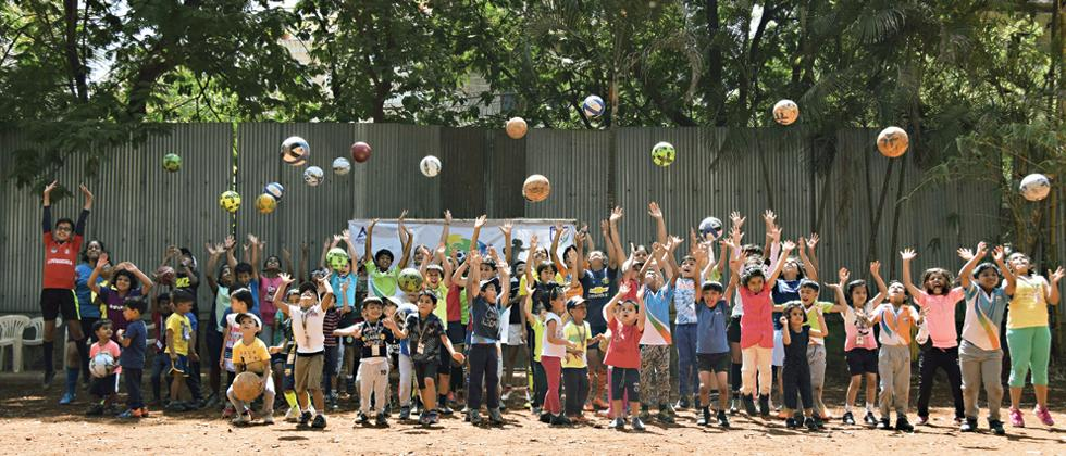 GIIS Chinchwad celebrates AFC Grassroots Day