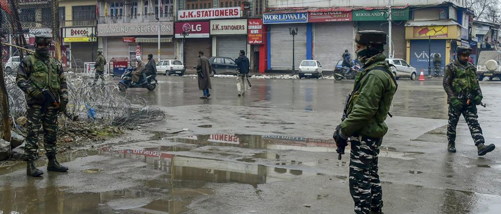 J&K launches crackdown on separatists, arrests 150 people