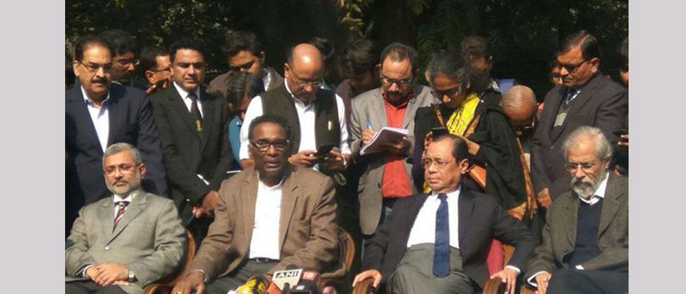 SC administration sometimes not in order, less than desirable things have happened: Justice Chelameswar