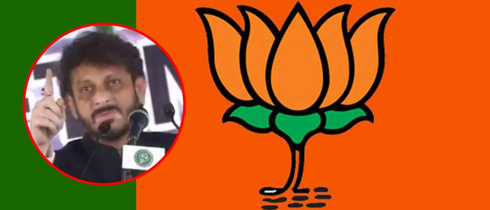 Remember what happened in Gujarat: BJP MLC to Pathan
